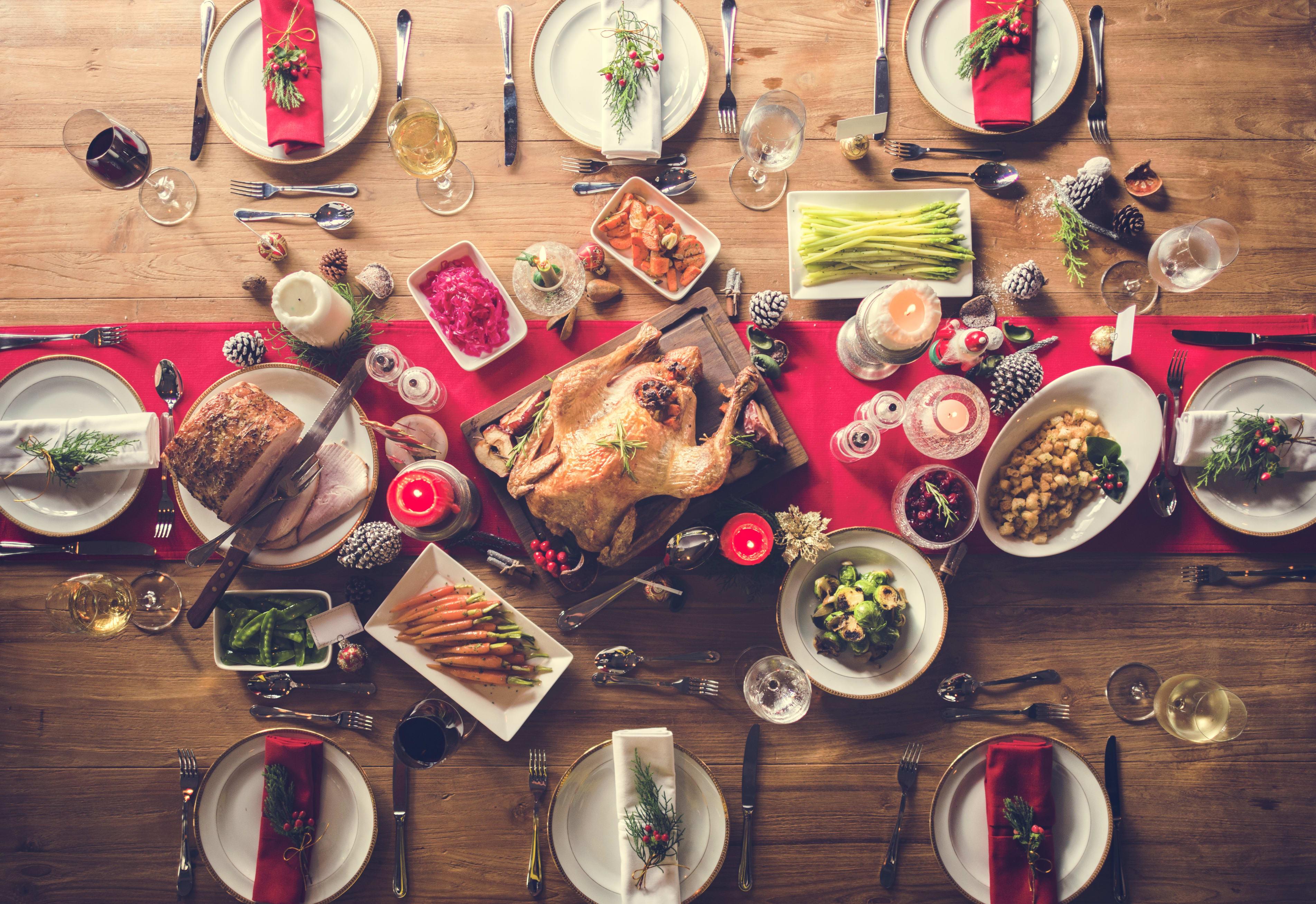 Slik spiser du med måte i julen
