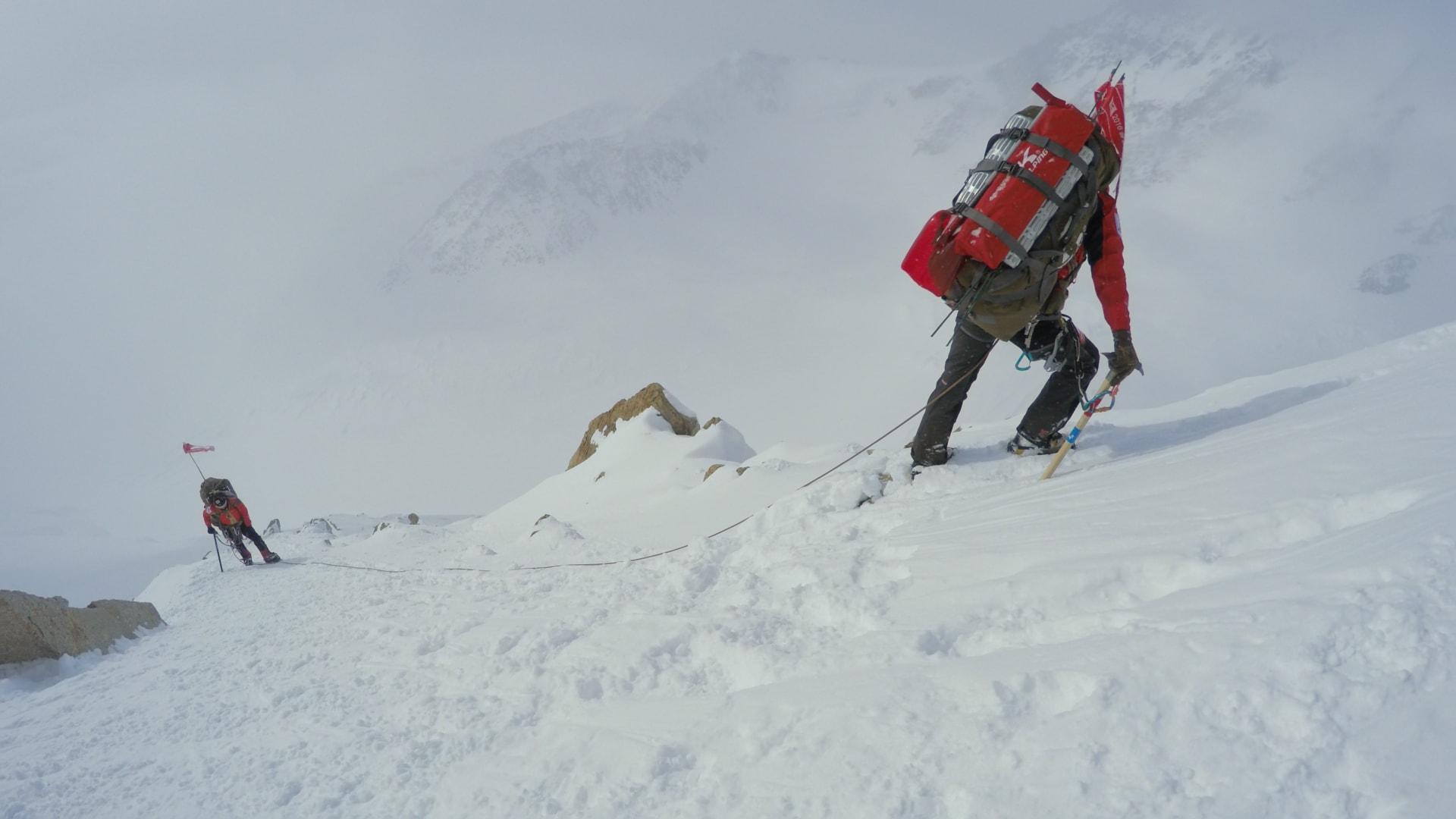 Torkjel pakker til Everest
