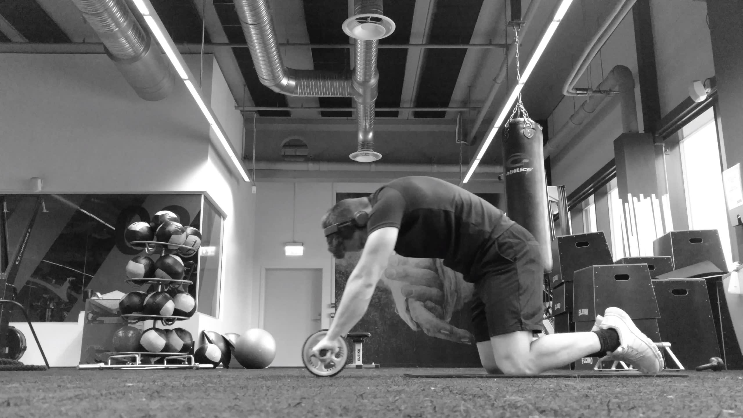 3 gode øvelsar for å auke kroppskontroll og styrke