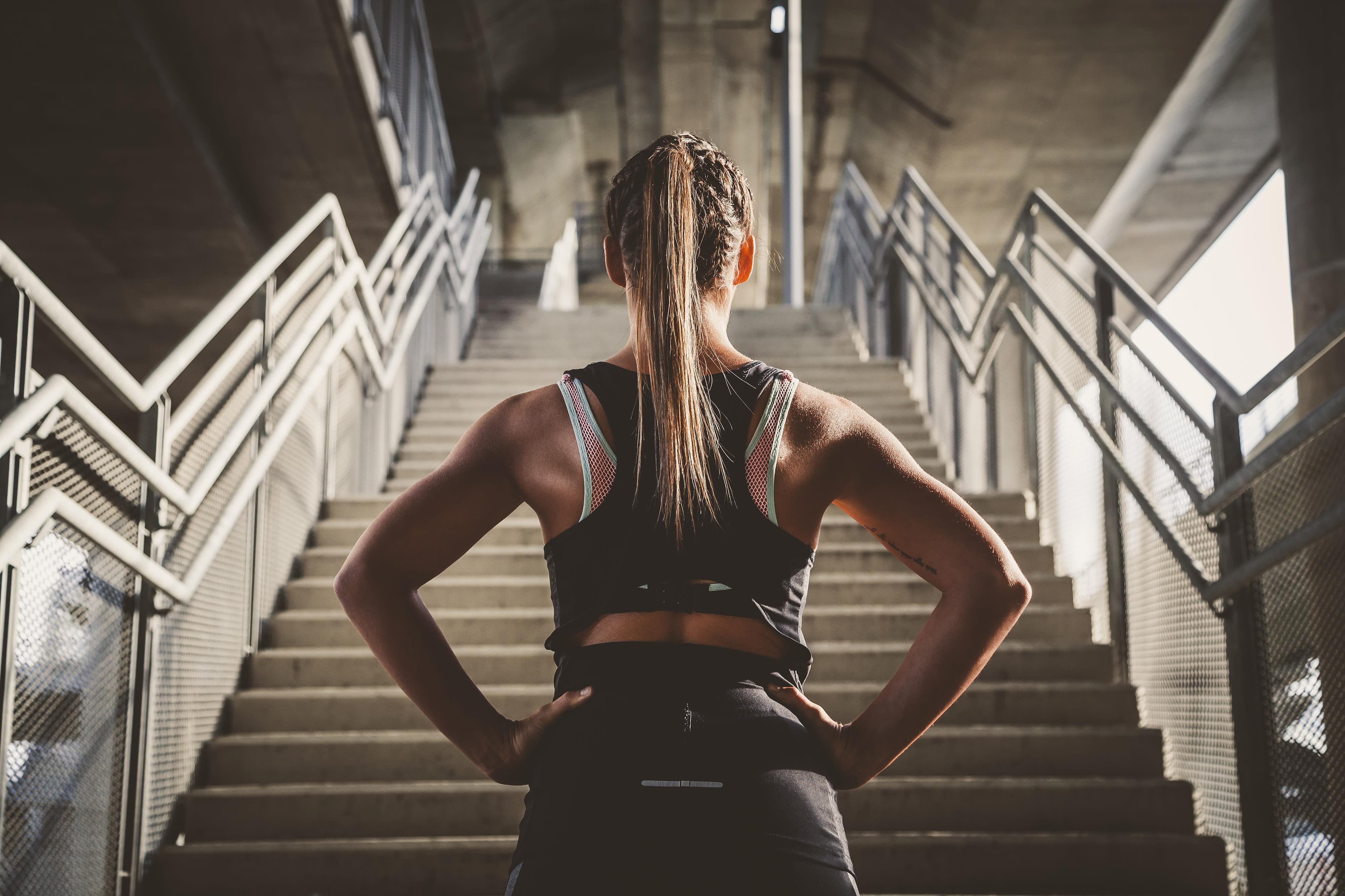 5 steg for å ta treningen til neste nivå