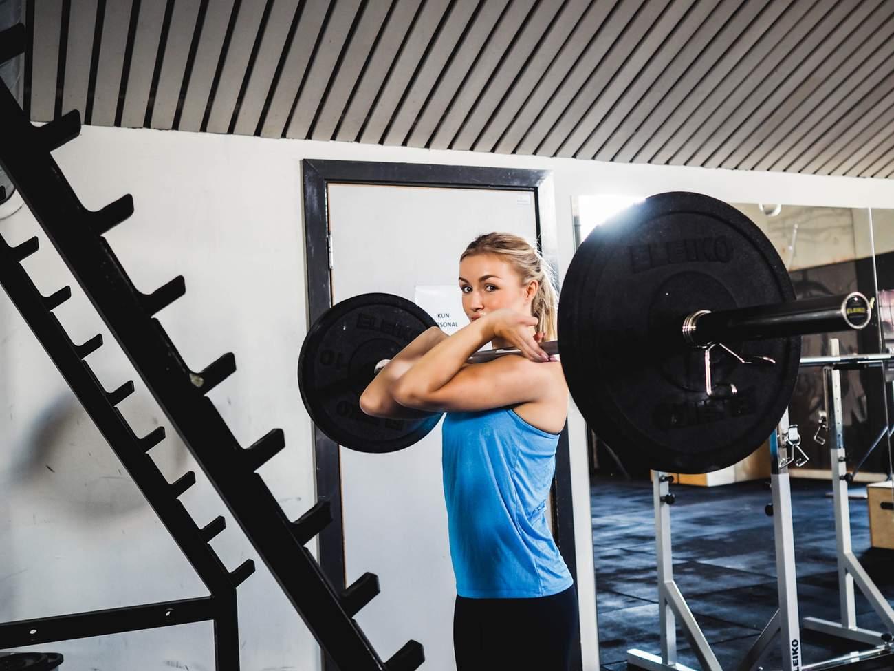 Effektiv styrketrening for bein