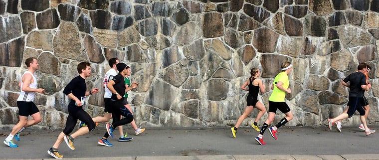 Finn ditt løp