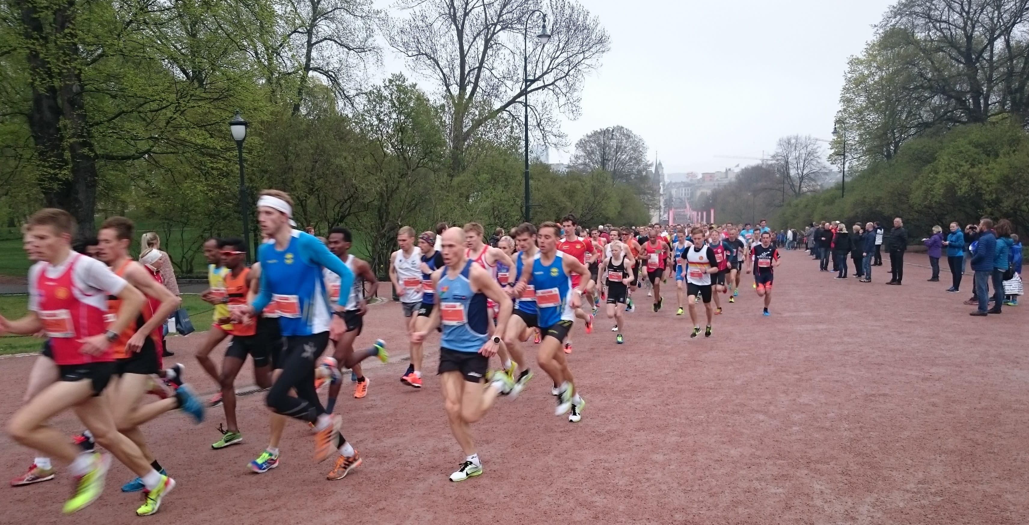 Slik forbereder du deg før løp