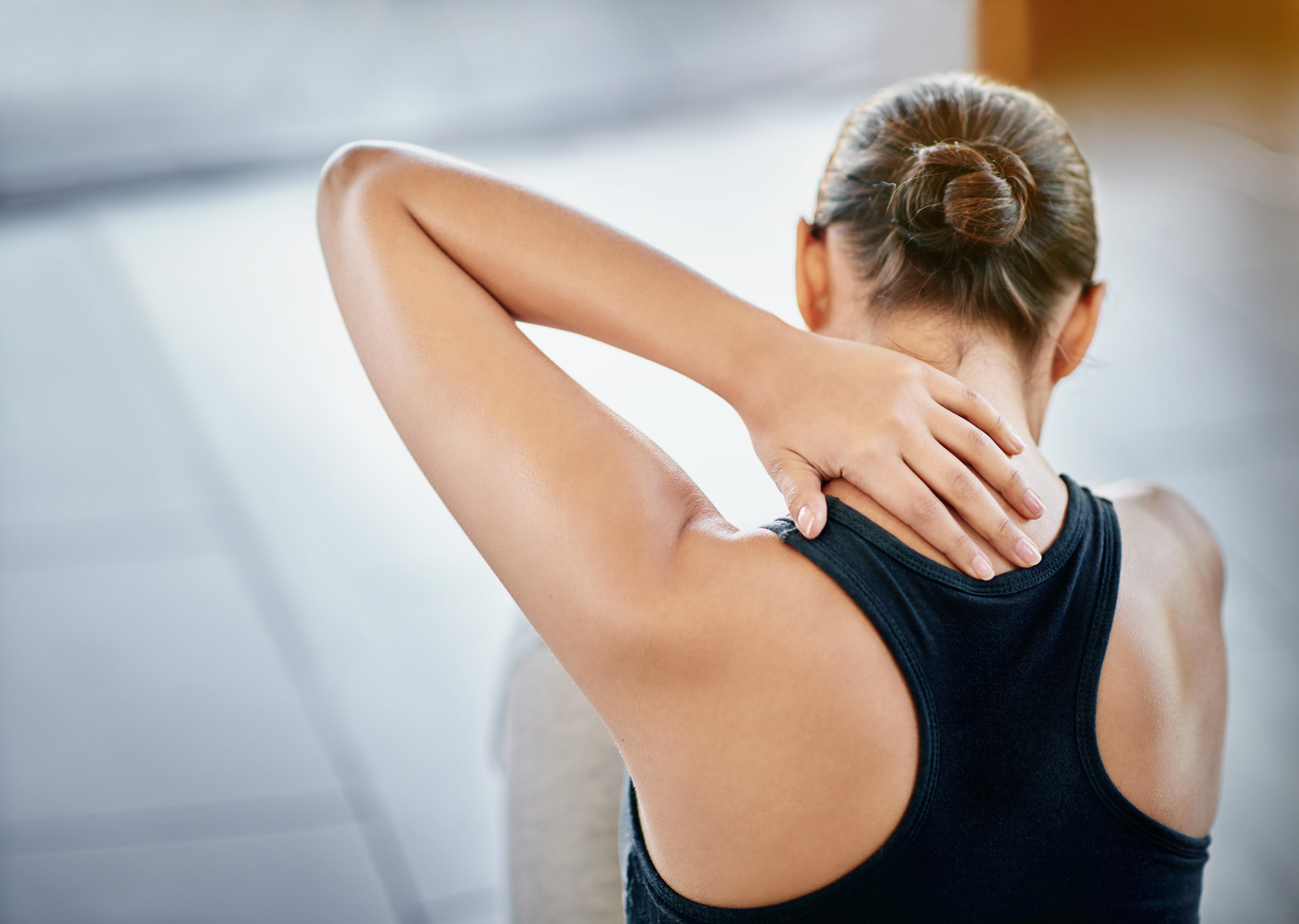 Slik masserer du deg selv etter trening