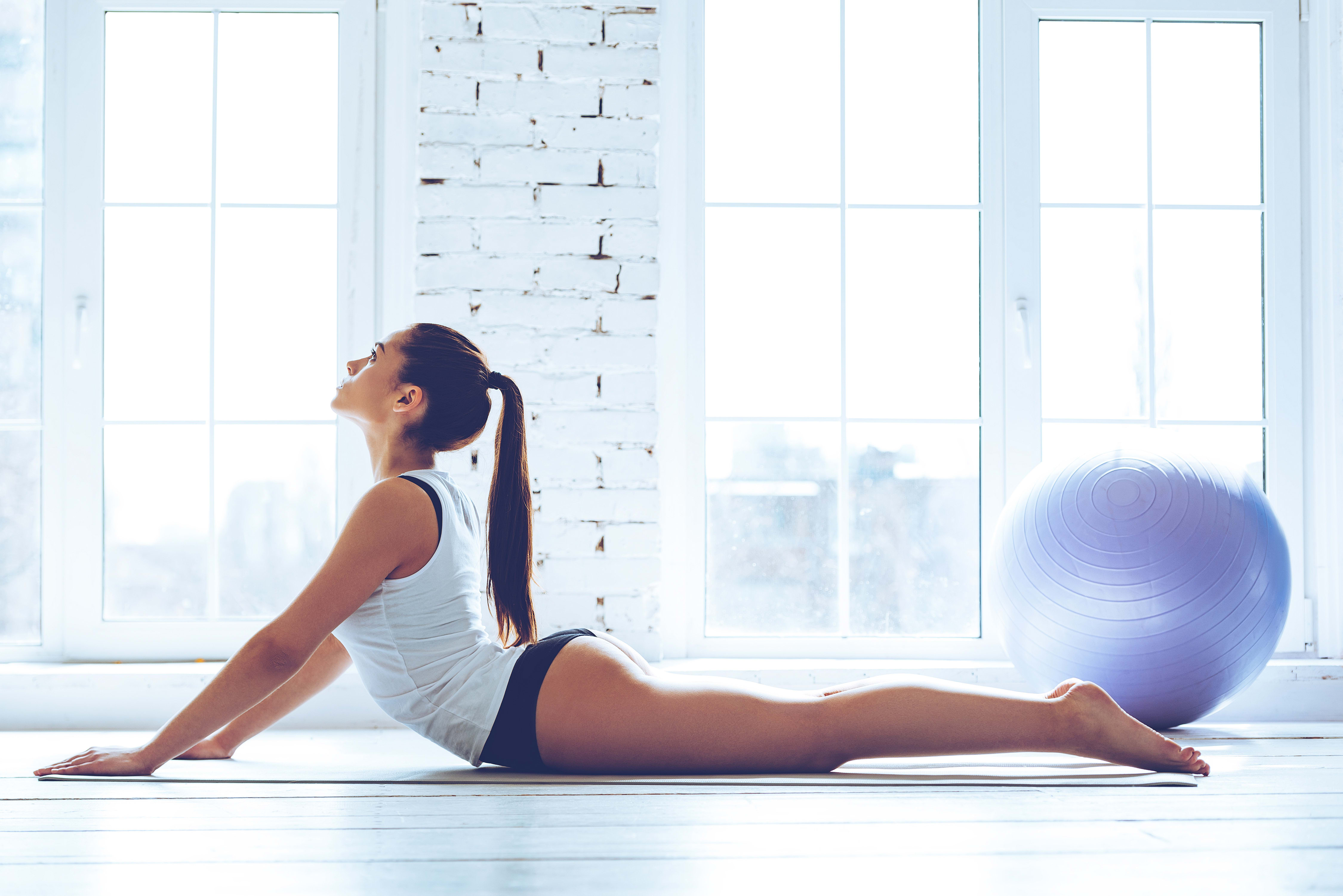 Derfor er det viktig å trene fleksibilitet