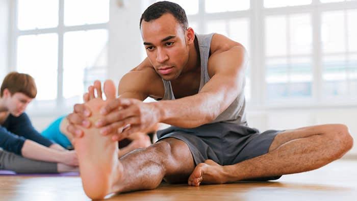 Knus yogamytene