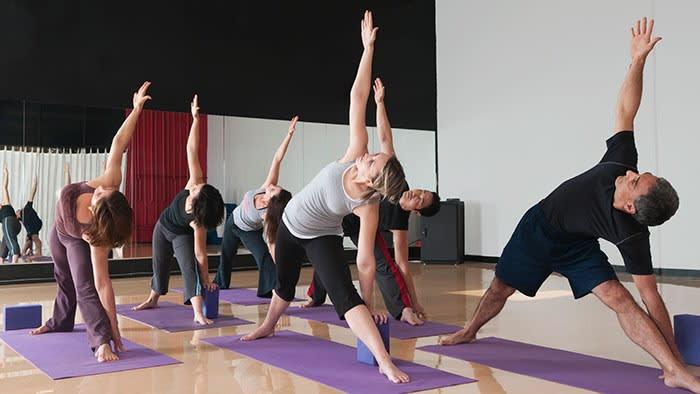 Når skal gutta oppdage yoga?