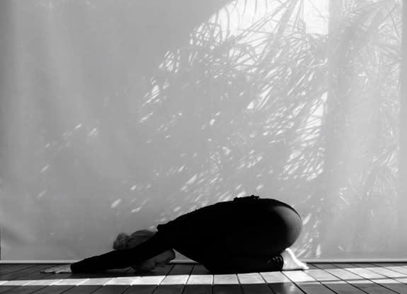 Sov bedre med yoga