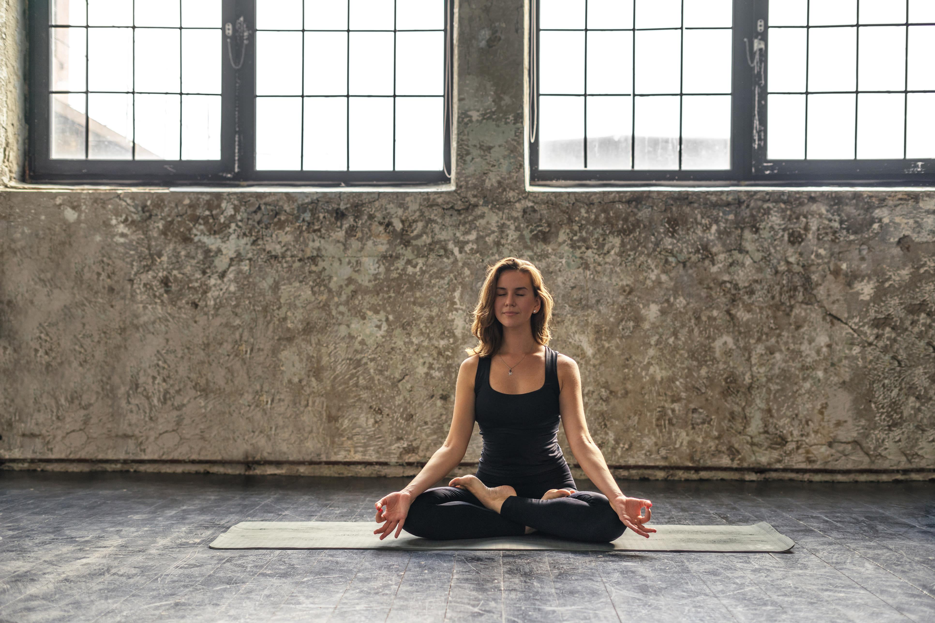 Kan yoga påvirke hvordan vi eldes?
