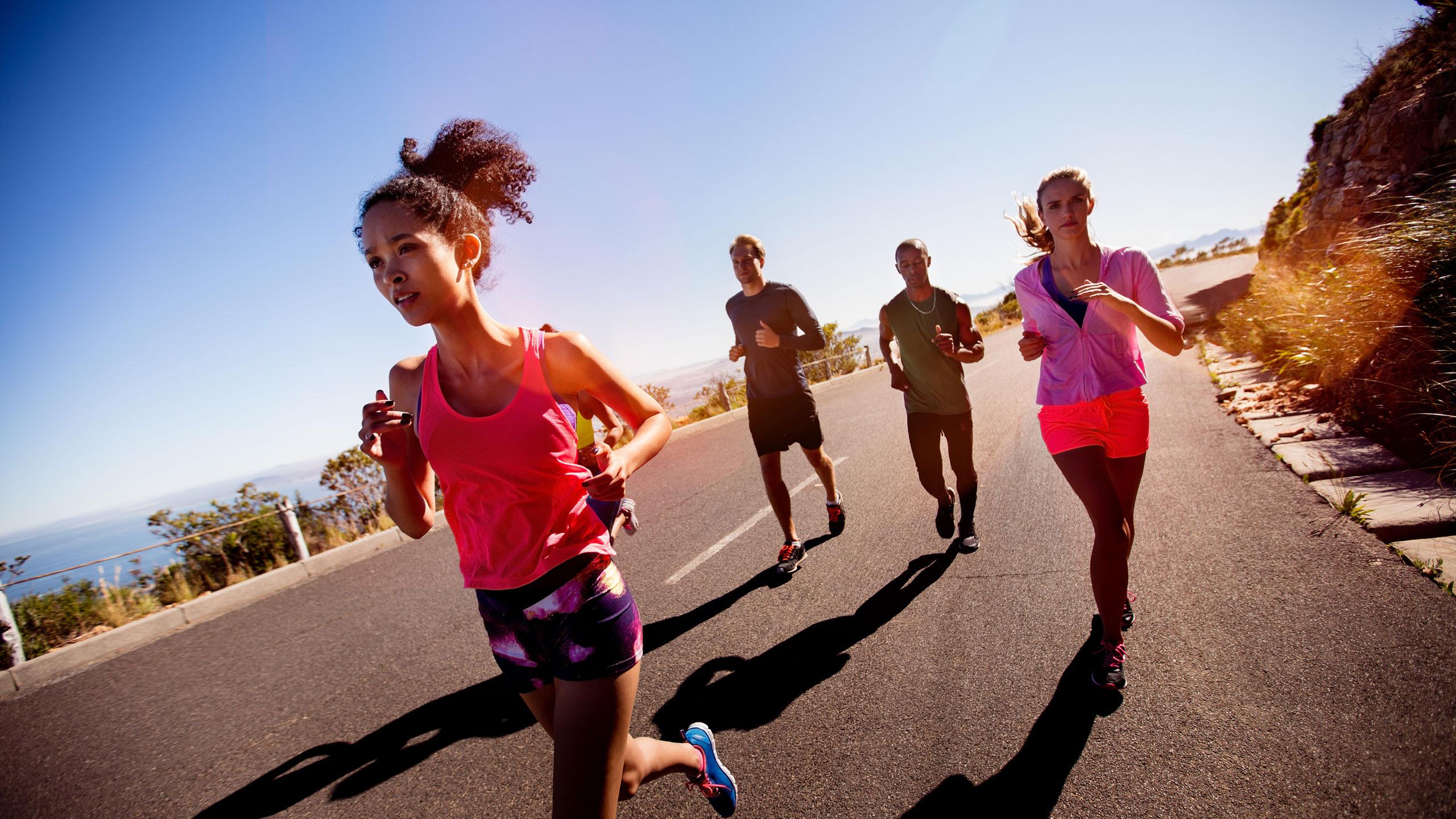 Slik klarer du å løpe en mil