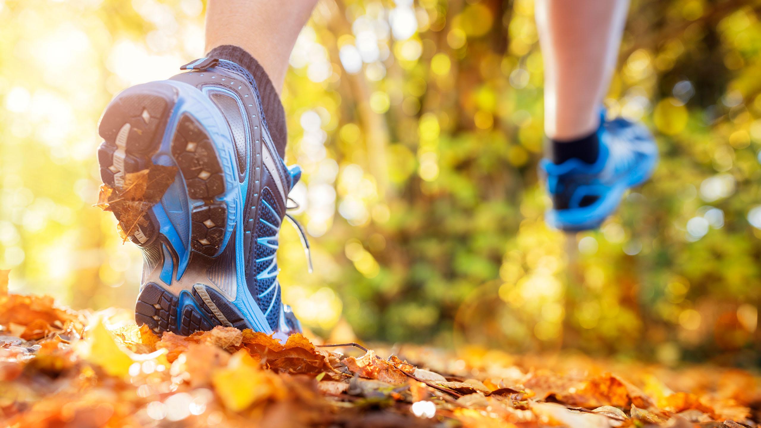 Tips til effektiv løping i terreng