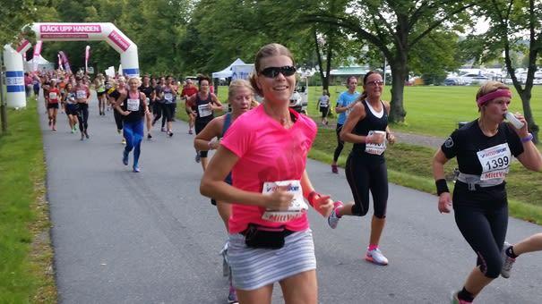 Spis riktig før du deltar i løp