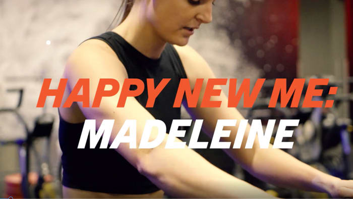 Happy New Me: Madeleine