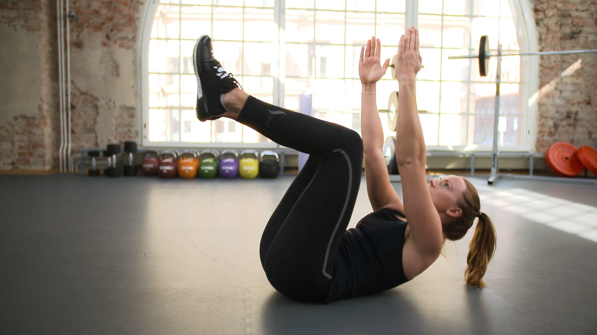 Treningsprogram mage