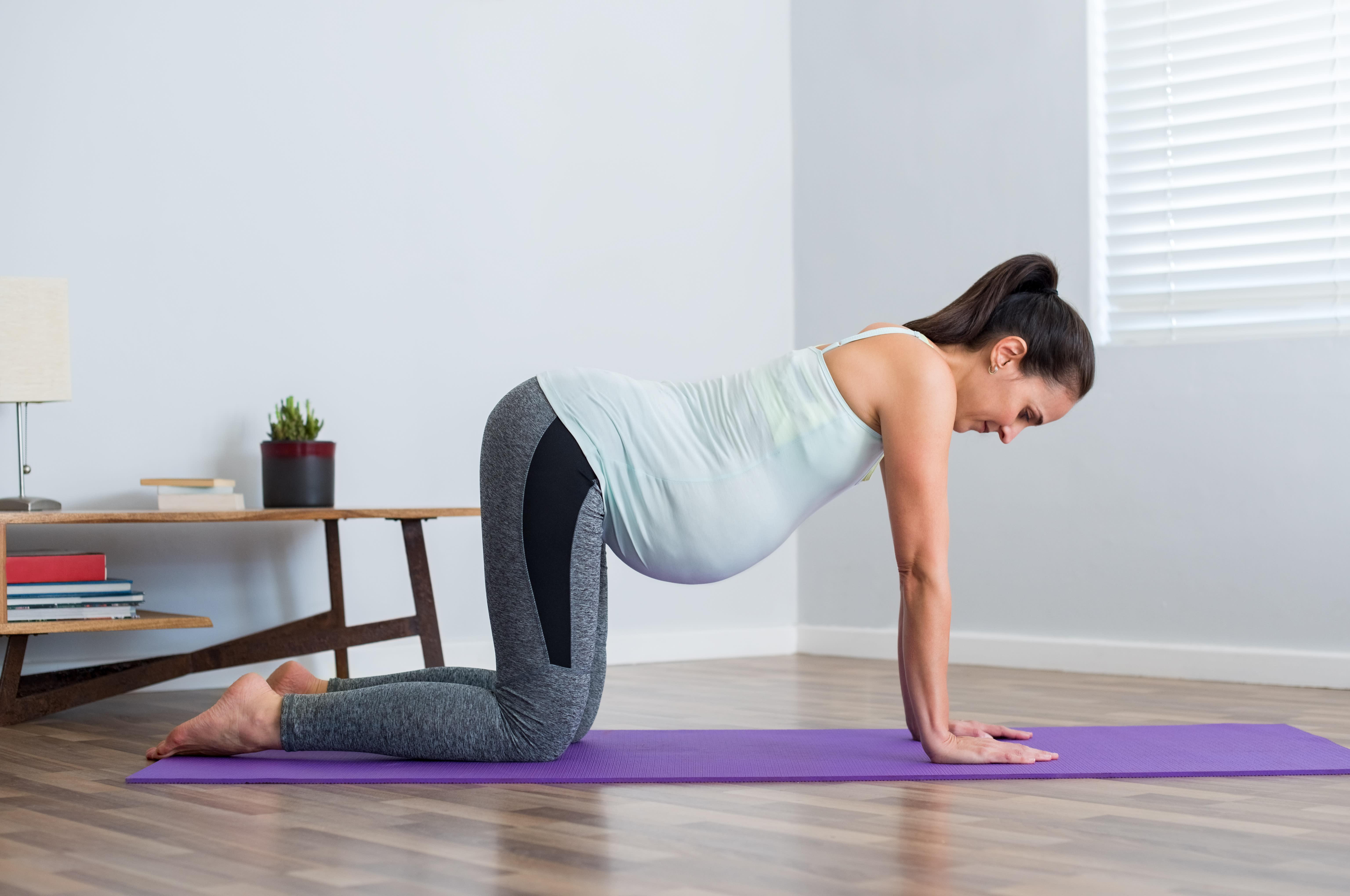 Vondt i ryggen? Bytt ut pillene med yoga