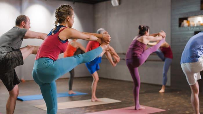 Yoga - den nye superdietten