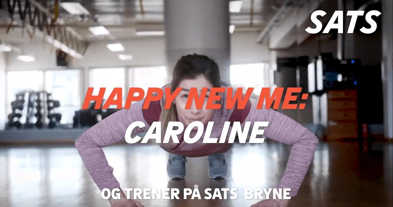 Happy New Me: Caroline