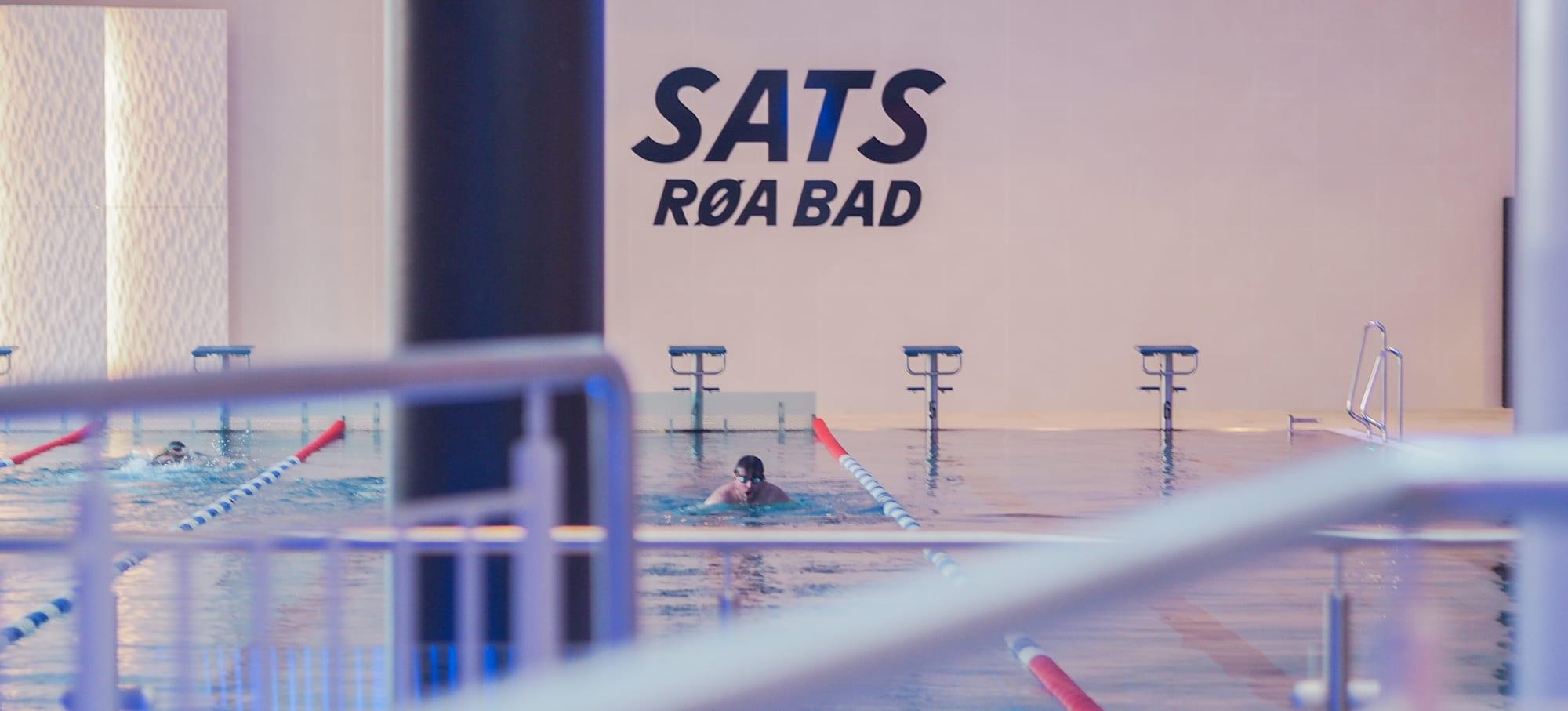 3d5206b04 SATS Røa Bad – Svømmehall, velvære og trening i vann Oslo - SATS