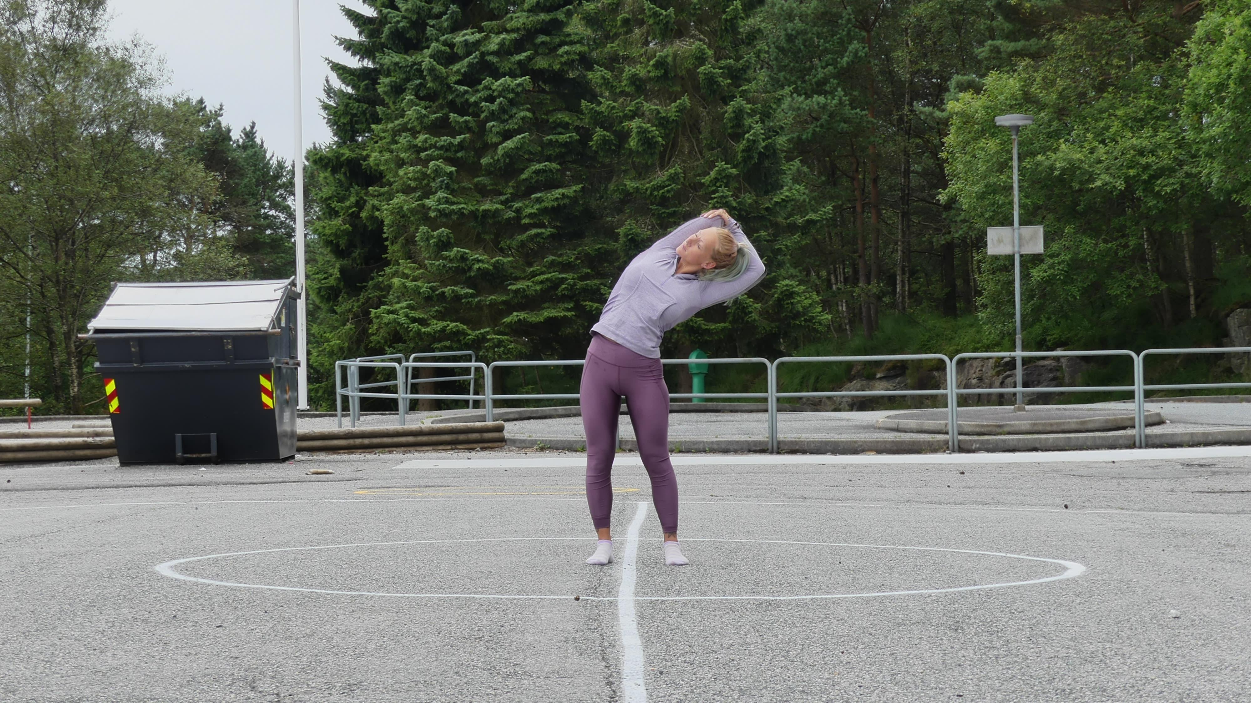 Enkla stretchövningar som passar för alla