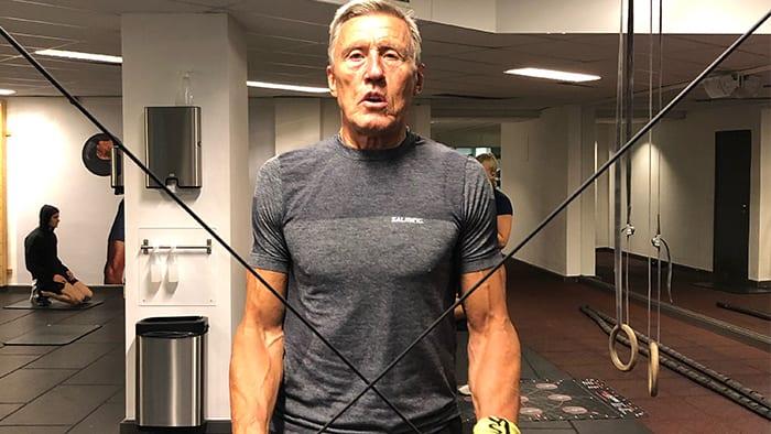 Börje Salming: Så lindrar jag min artros med träning
