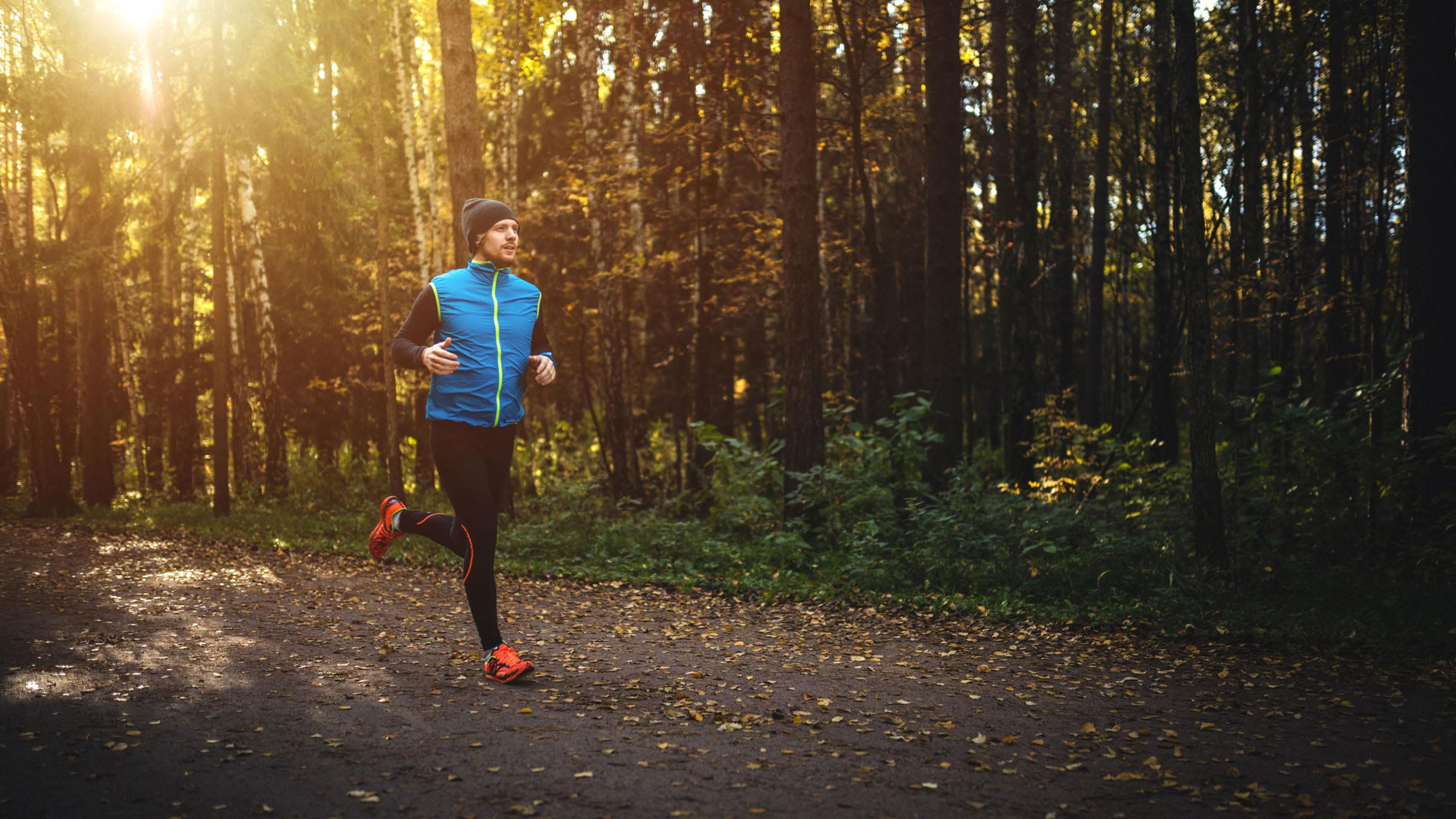 Varför ska du träna långdistans?
