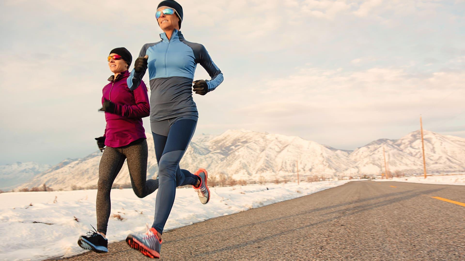 Hur du väljer rätt löparkläder i vinter