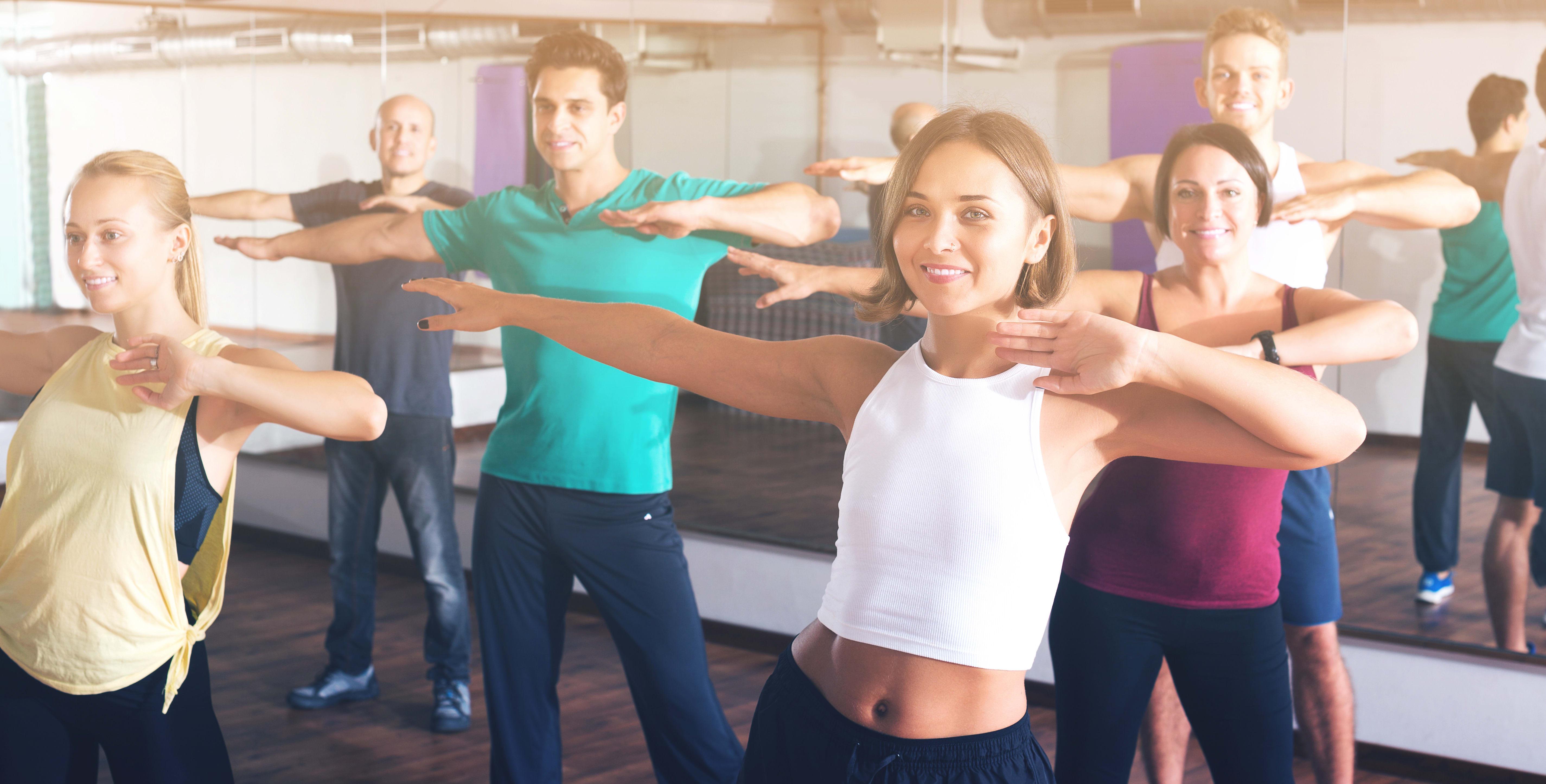 Dansa dig i form!