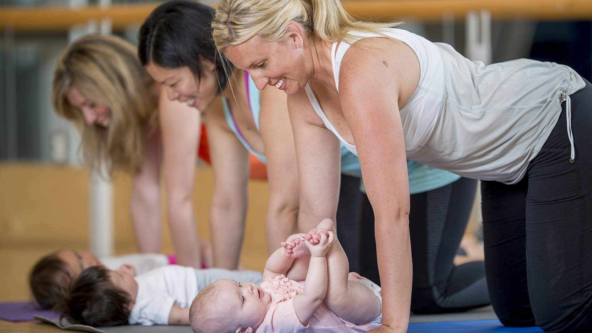 Strong Mama – det perfekta passet för mamma (och bebis!)