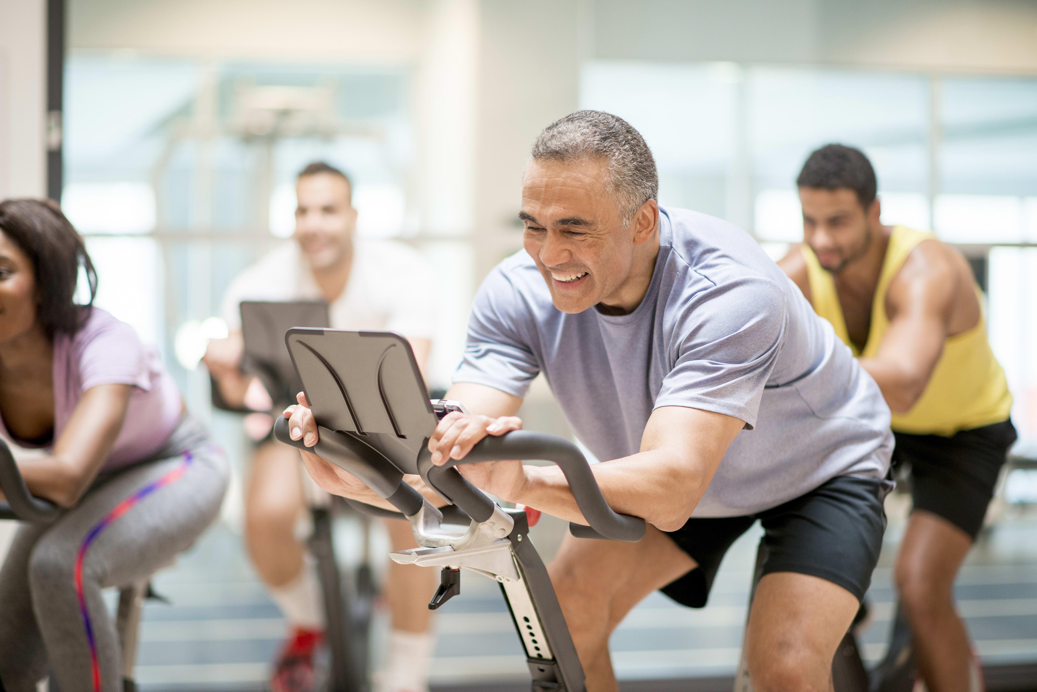 5 anledningar till att träna i grupp