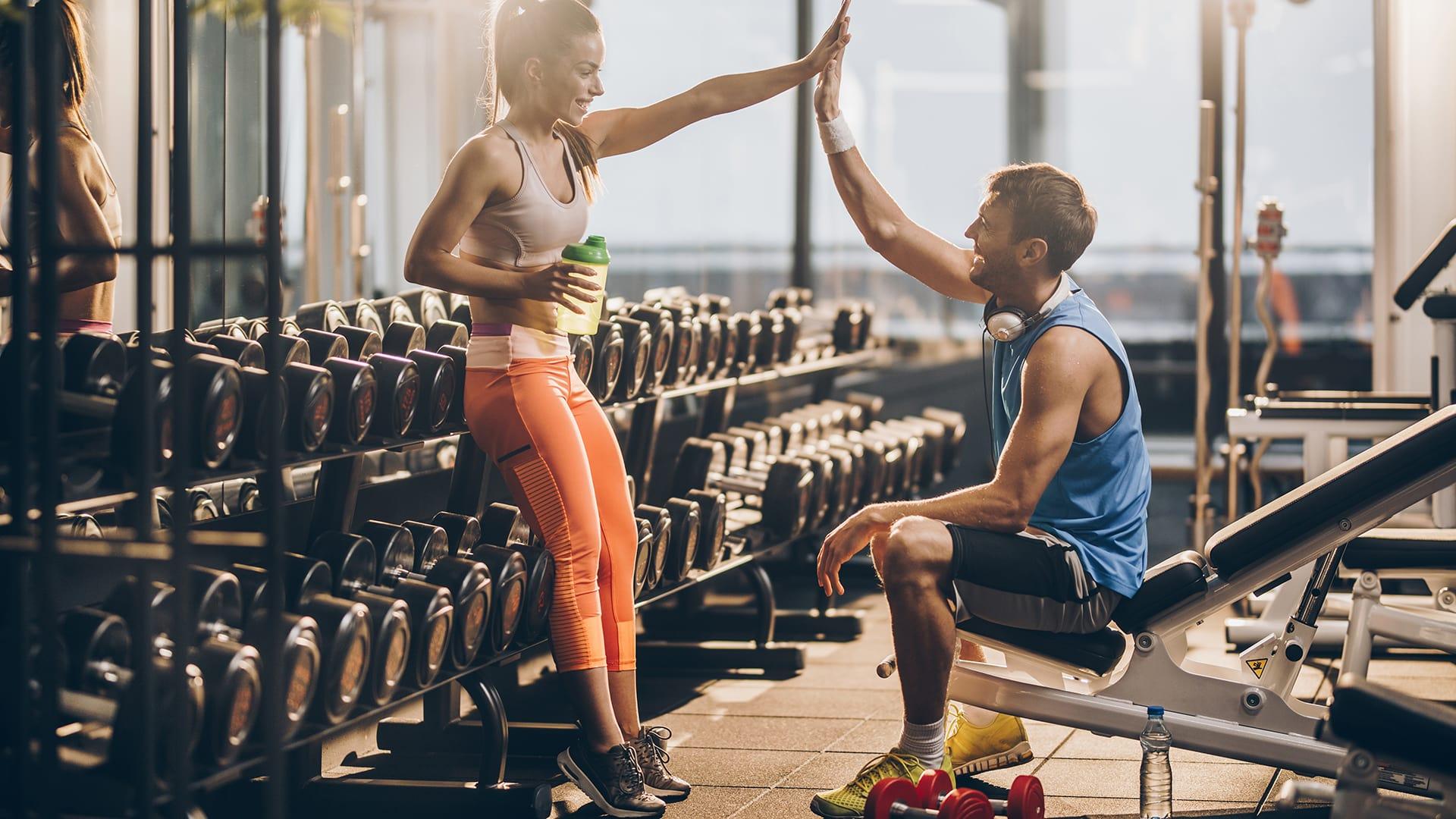 5 tips som tar dig till gymmet
