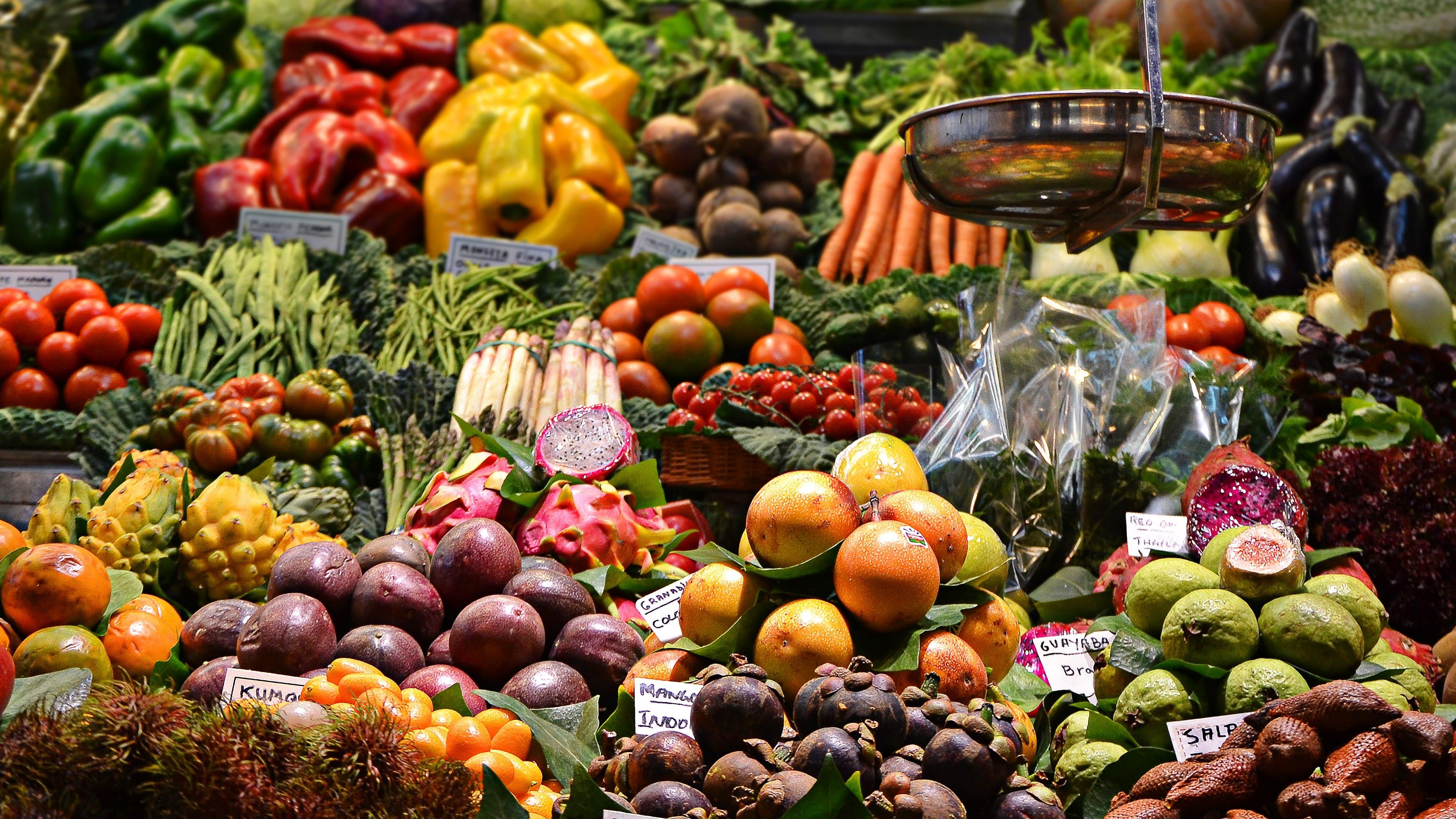 10 livsmedel du bör äta varje vecka