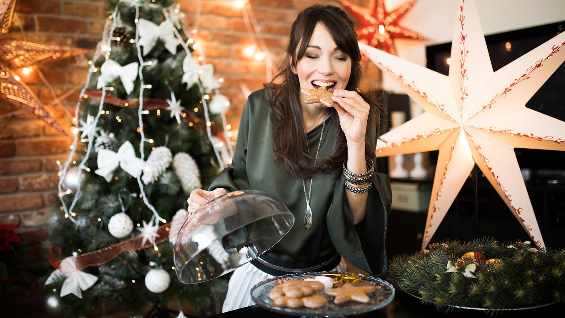 Dietisten: Så äter du med måtta i jul