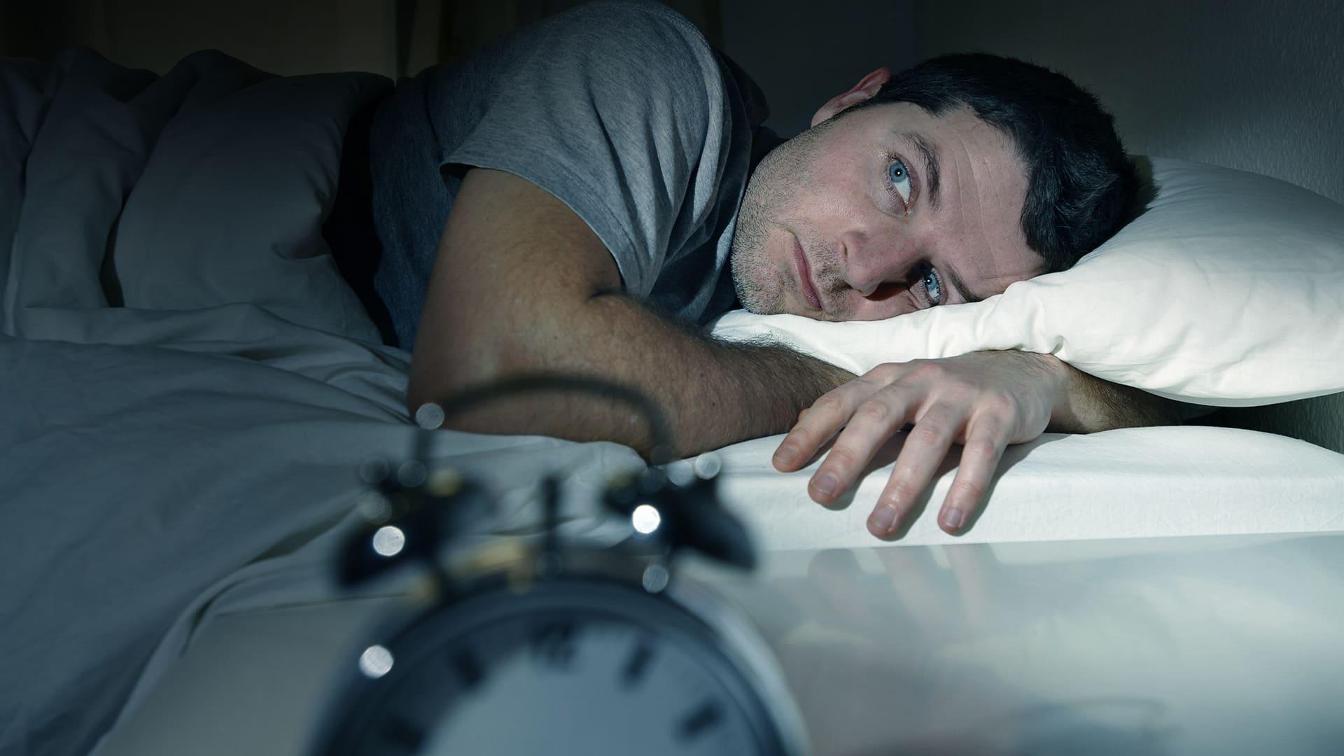 Sömnbrist leder till ökad aptit och sötsug