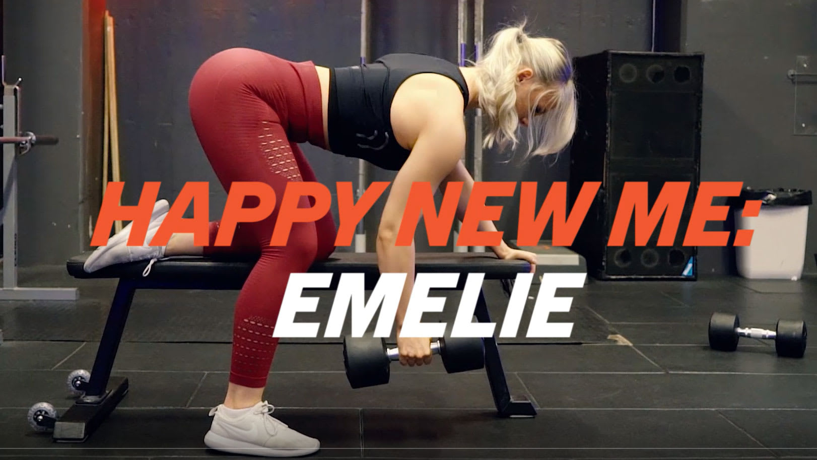 Happy New Me: Emelie