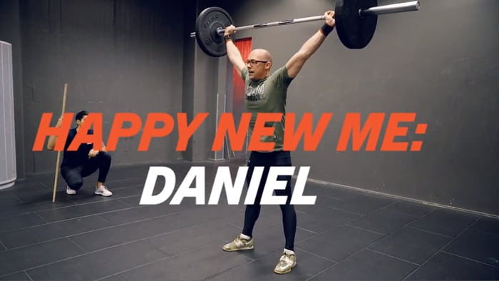 Happy New Me: Daniel