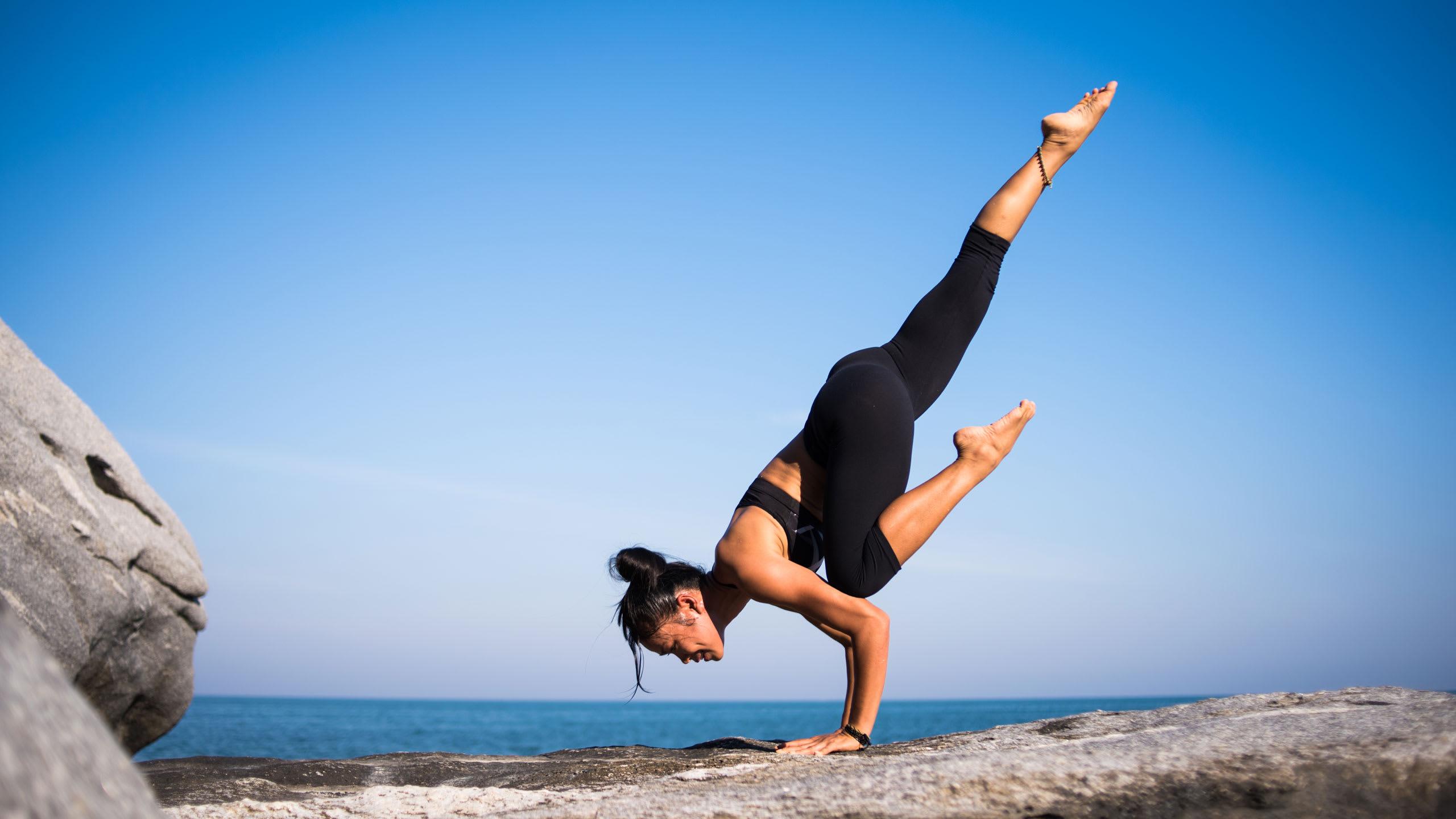 """""""Yoga är för alla"""""""