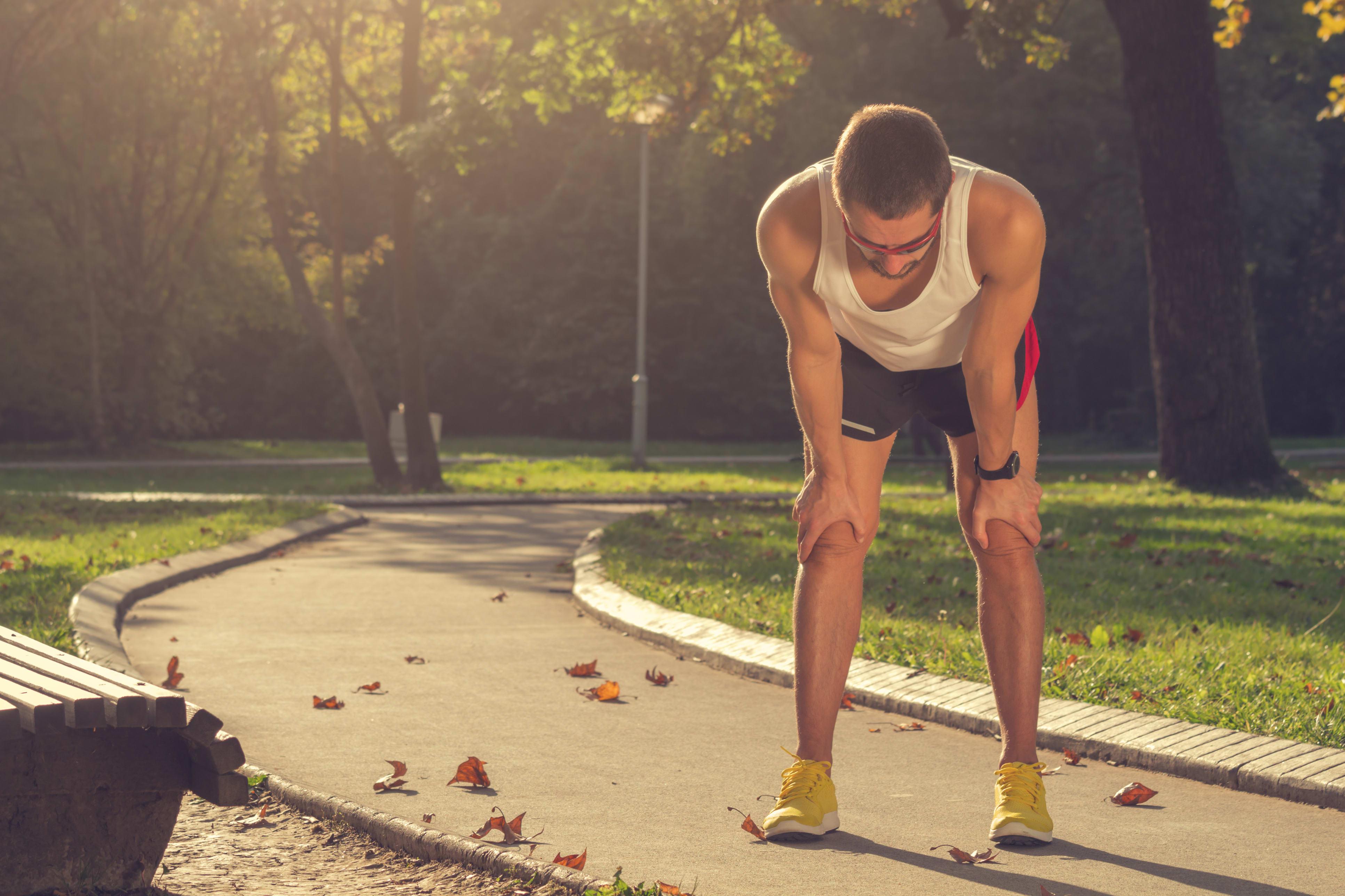 Så undviker du vanliga löparskador