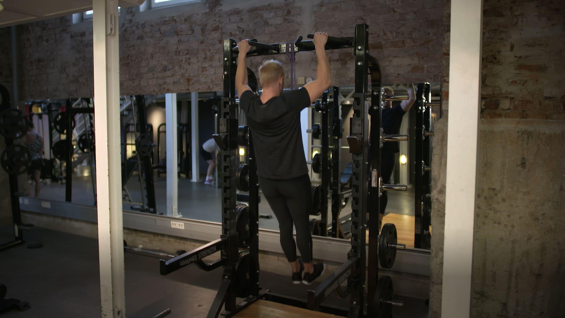 Träningsprogram: Chin Ups