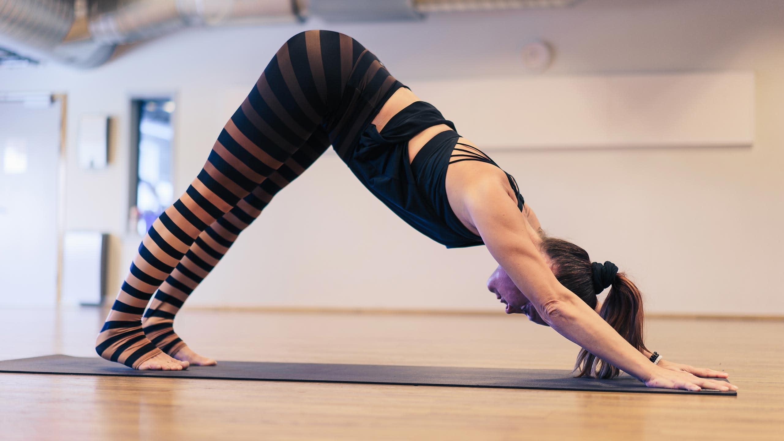 Bli lycklig med Yoga