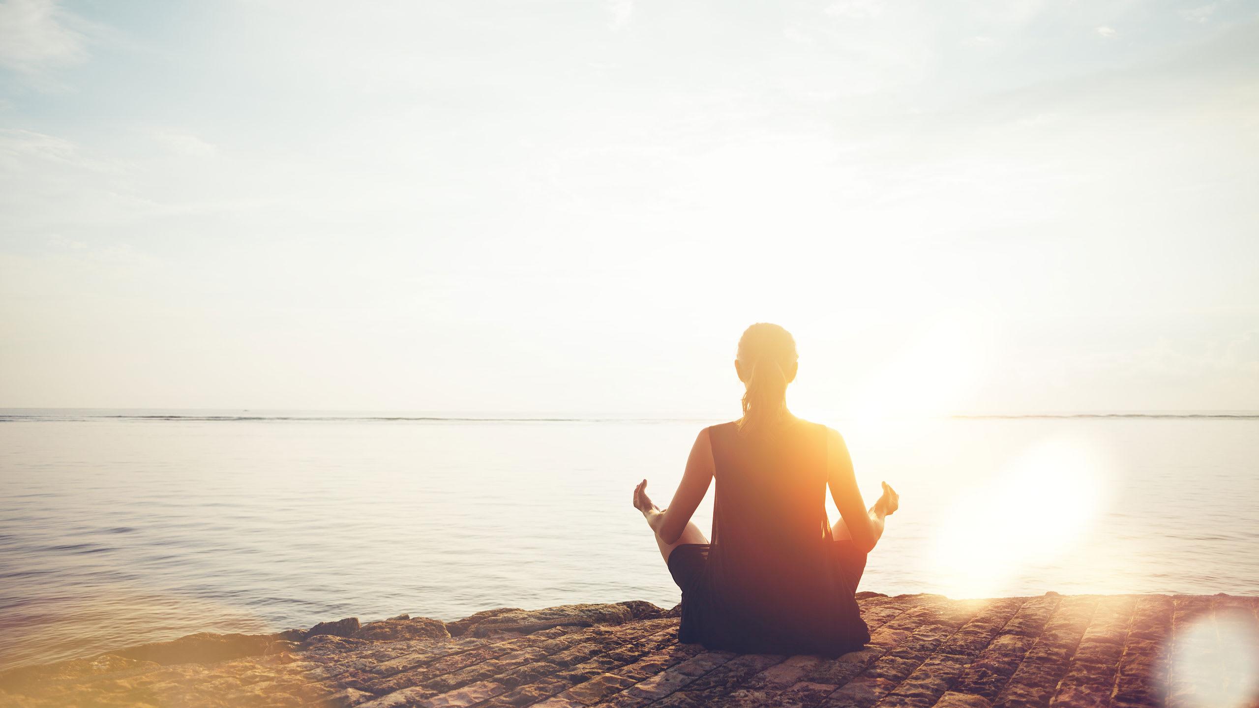 Kan yoga påverka hur vi åldras?