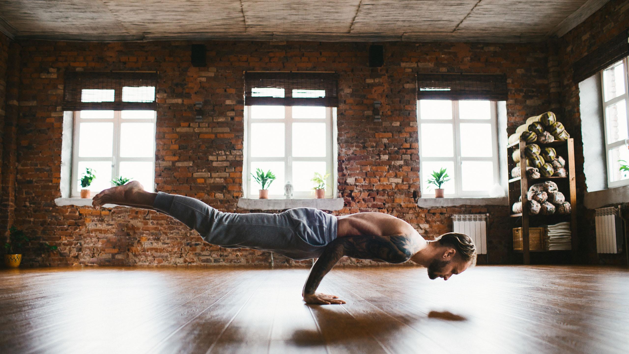 Lyft mer i marklyft med yoga