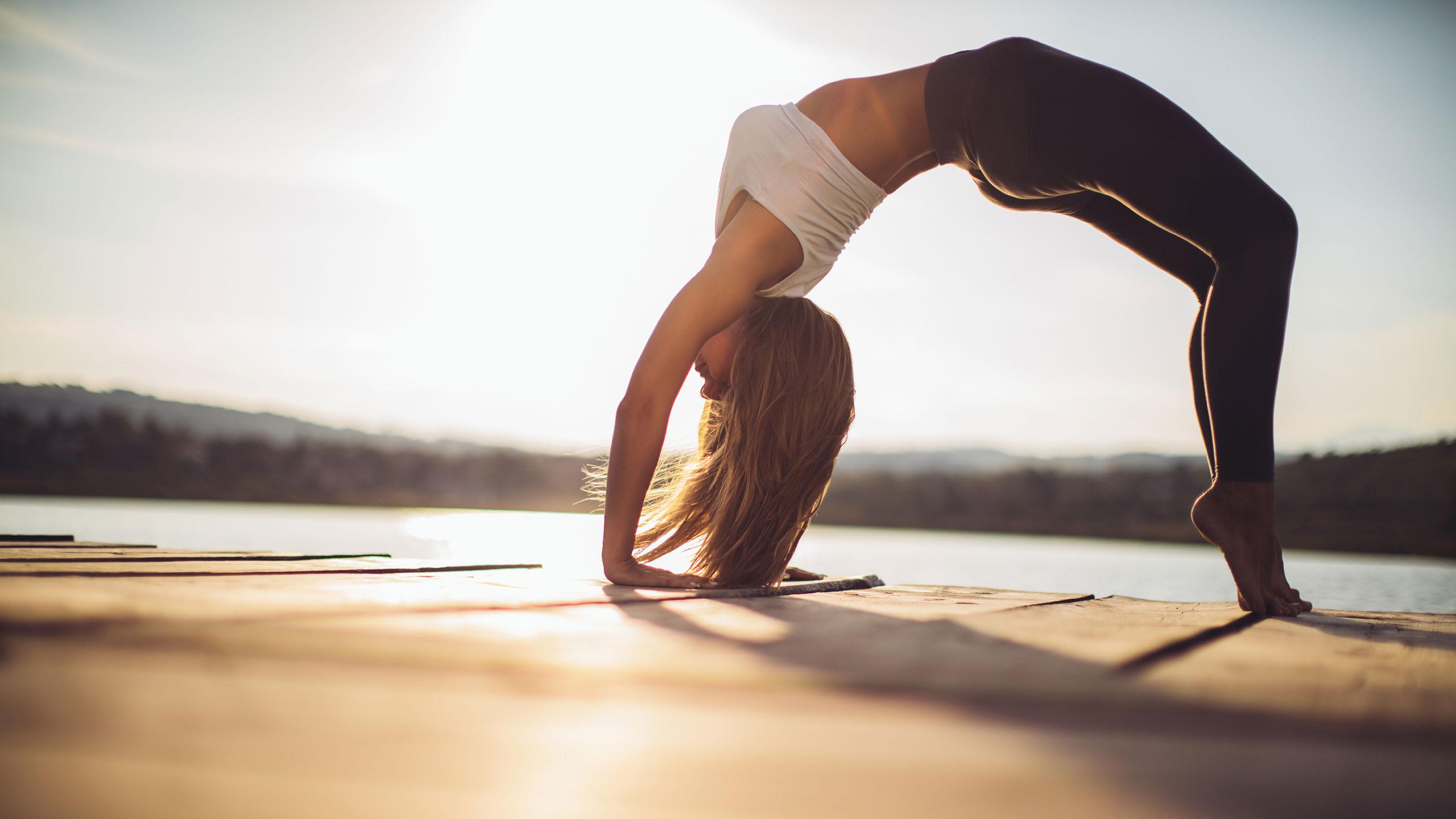 Bli rörlig med yoga