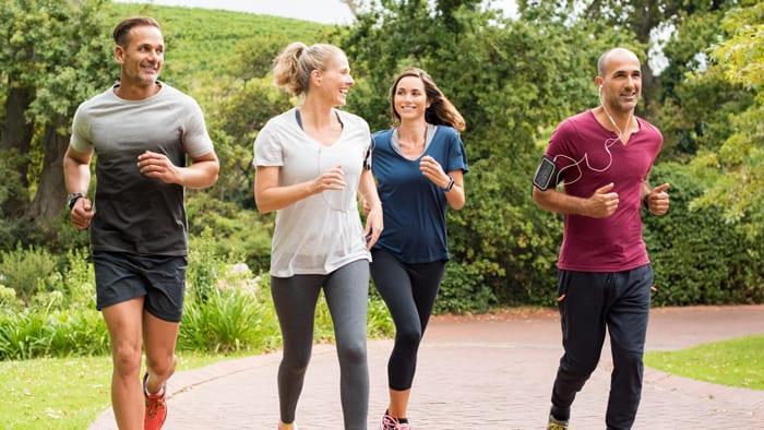 Löpning förlänger livet