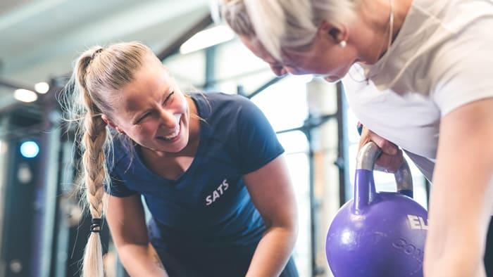 personlig tränare fitness 24