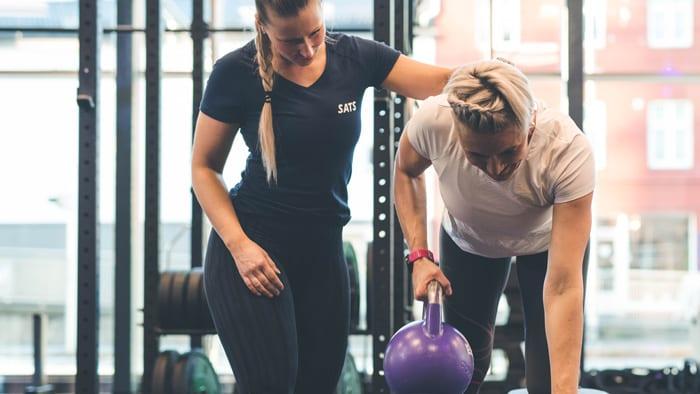 Kom igång med en personlig tränare