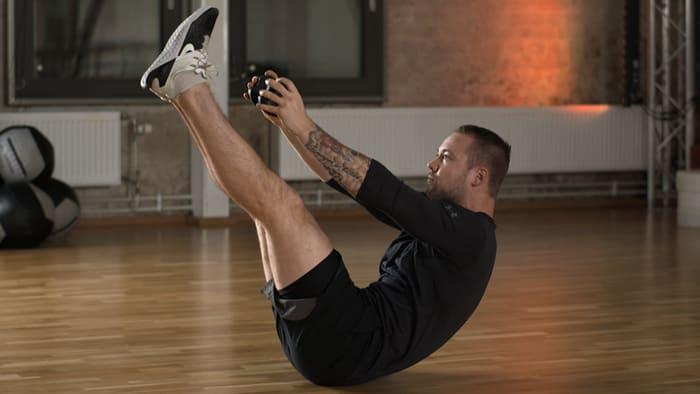 träna för att bli fit