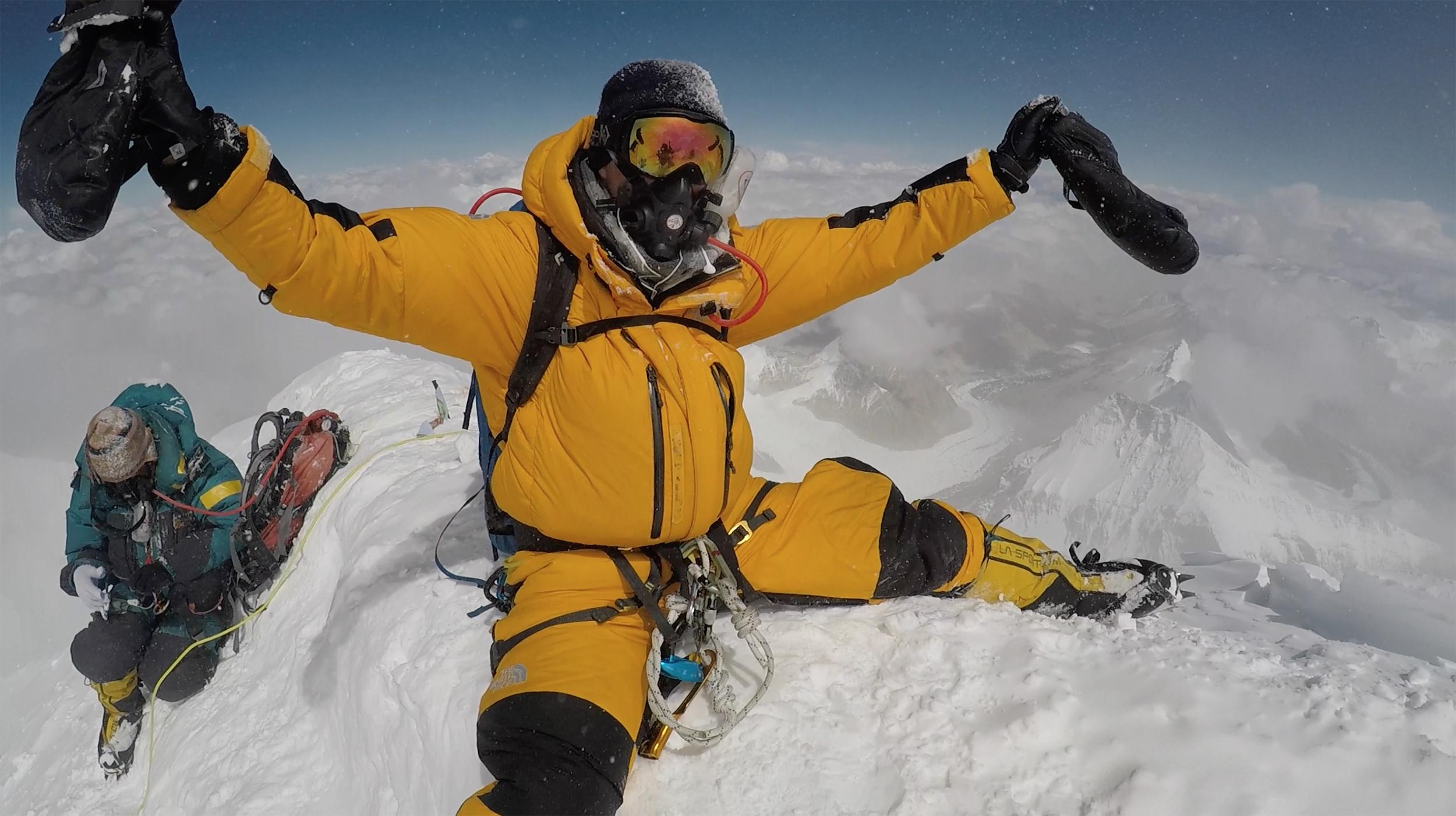 Torkjel – nuorin Everestille kiivennyt norjalainen