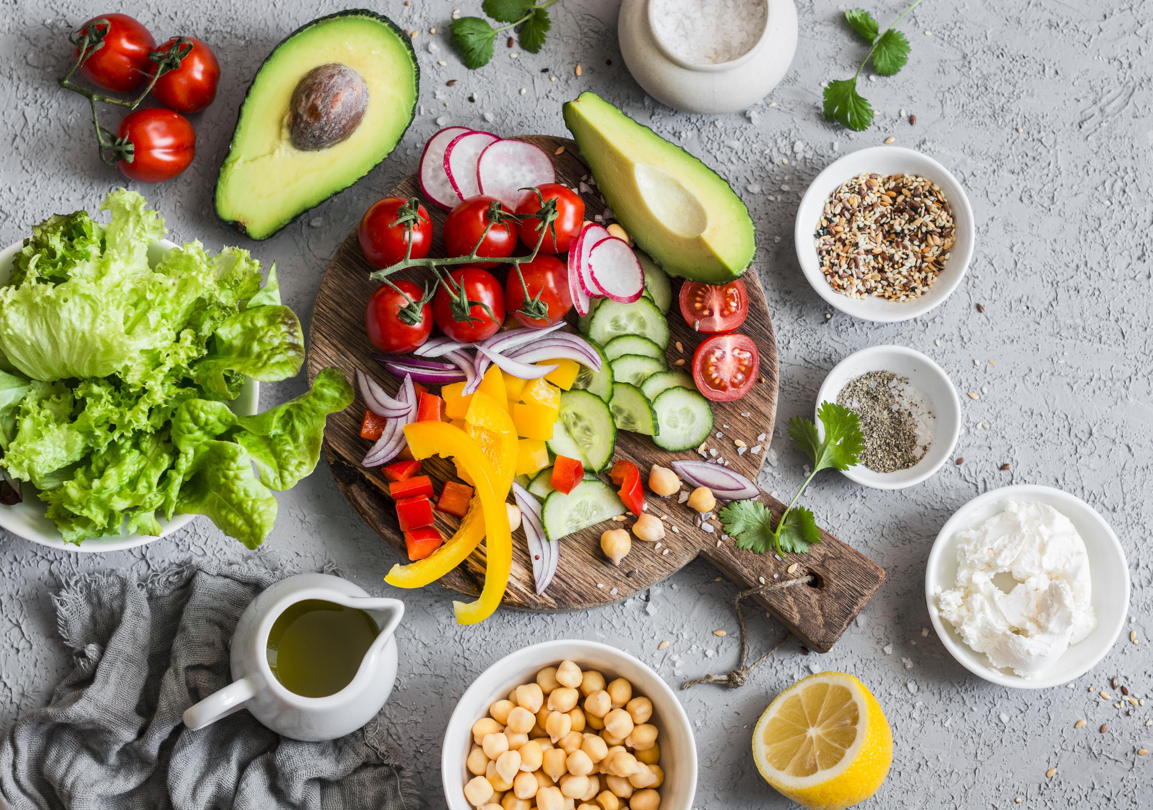 Kuinka paljon kaloreita on eri elintarvikkeissa?