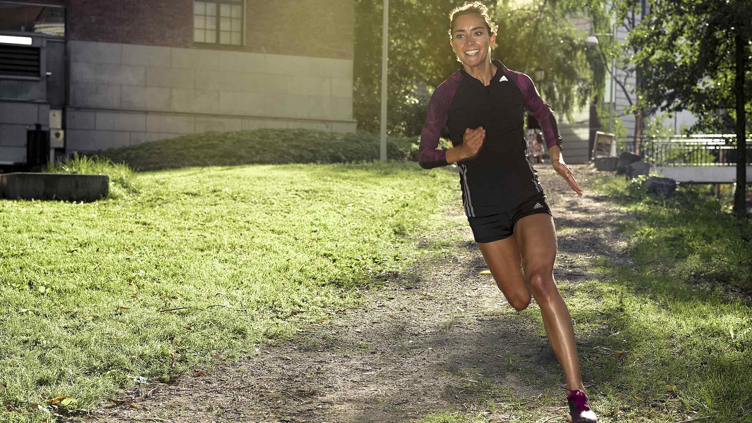 Kymmenen syytä juosta