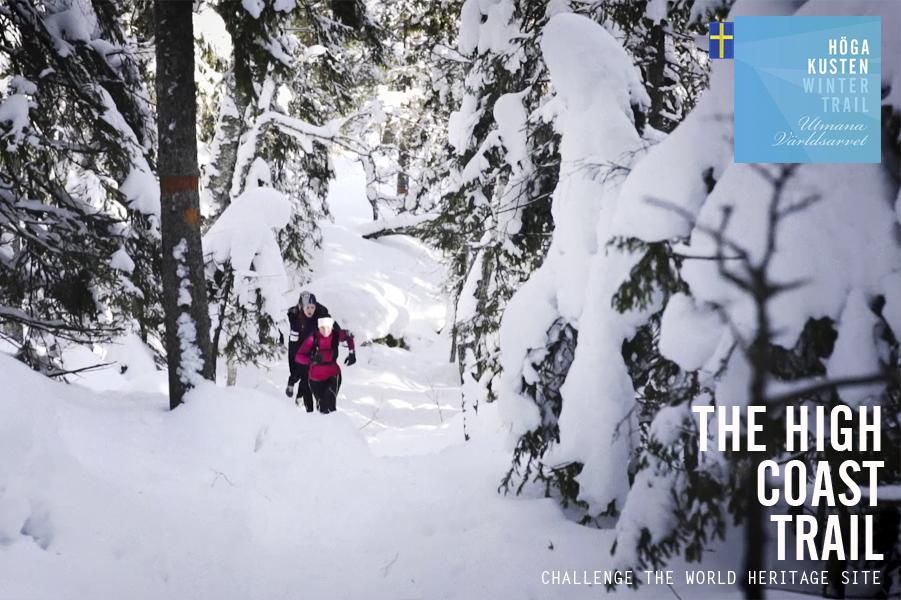 Högakusten Winter trail 2018
